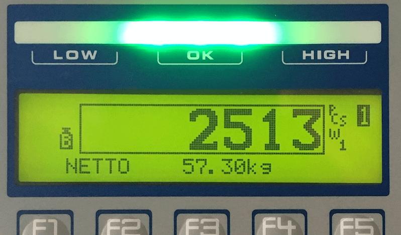 Display D125