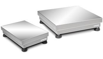 Edelstahl-Plattformen