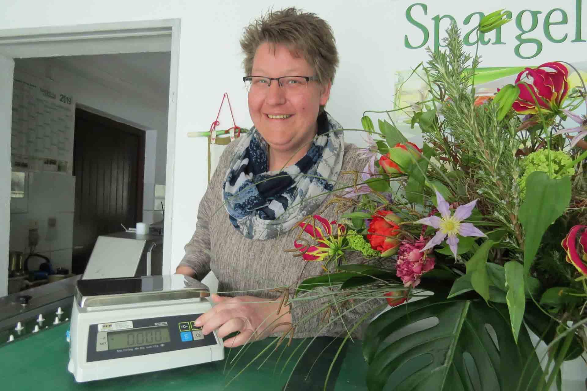 Spargelanbau im Oberfränkischen Schlüsselfeld