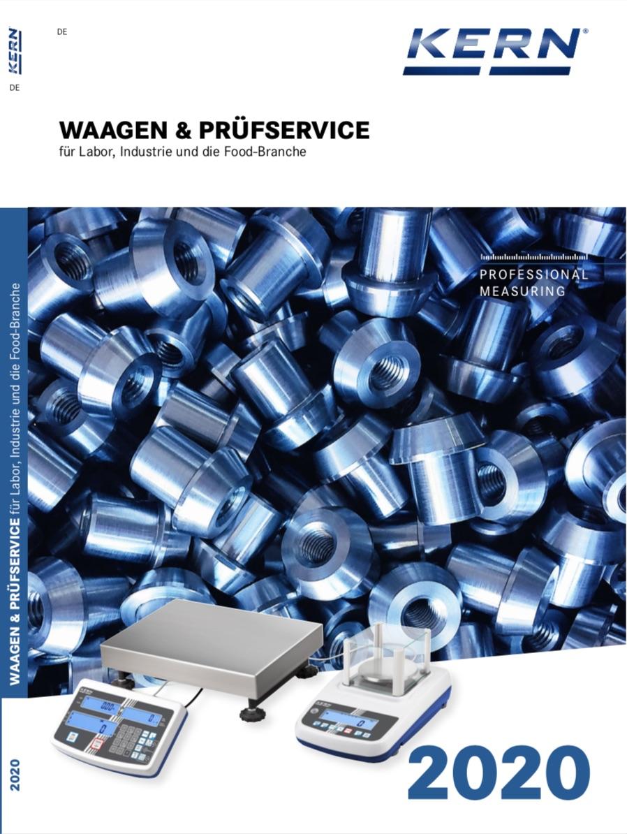 KERN & SOHN-Waagen & Prüfservice-2020