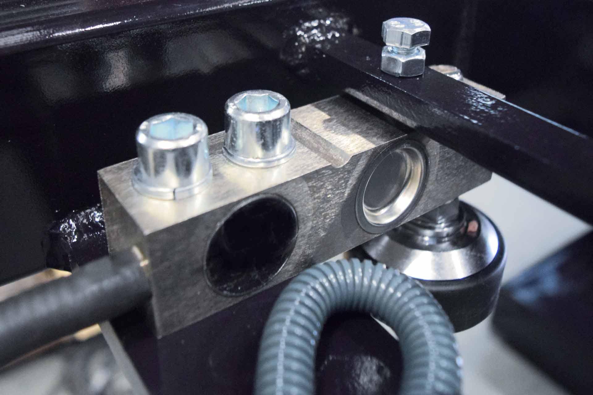 Wägezellen für robuste Bodenwaagen - wiegen auch konzentrierte Punktbelastungen