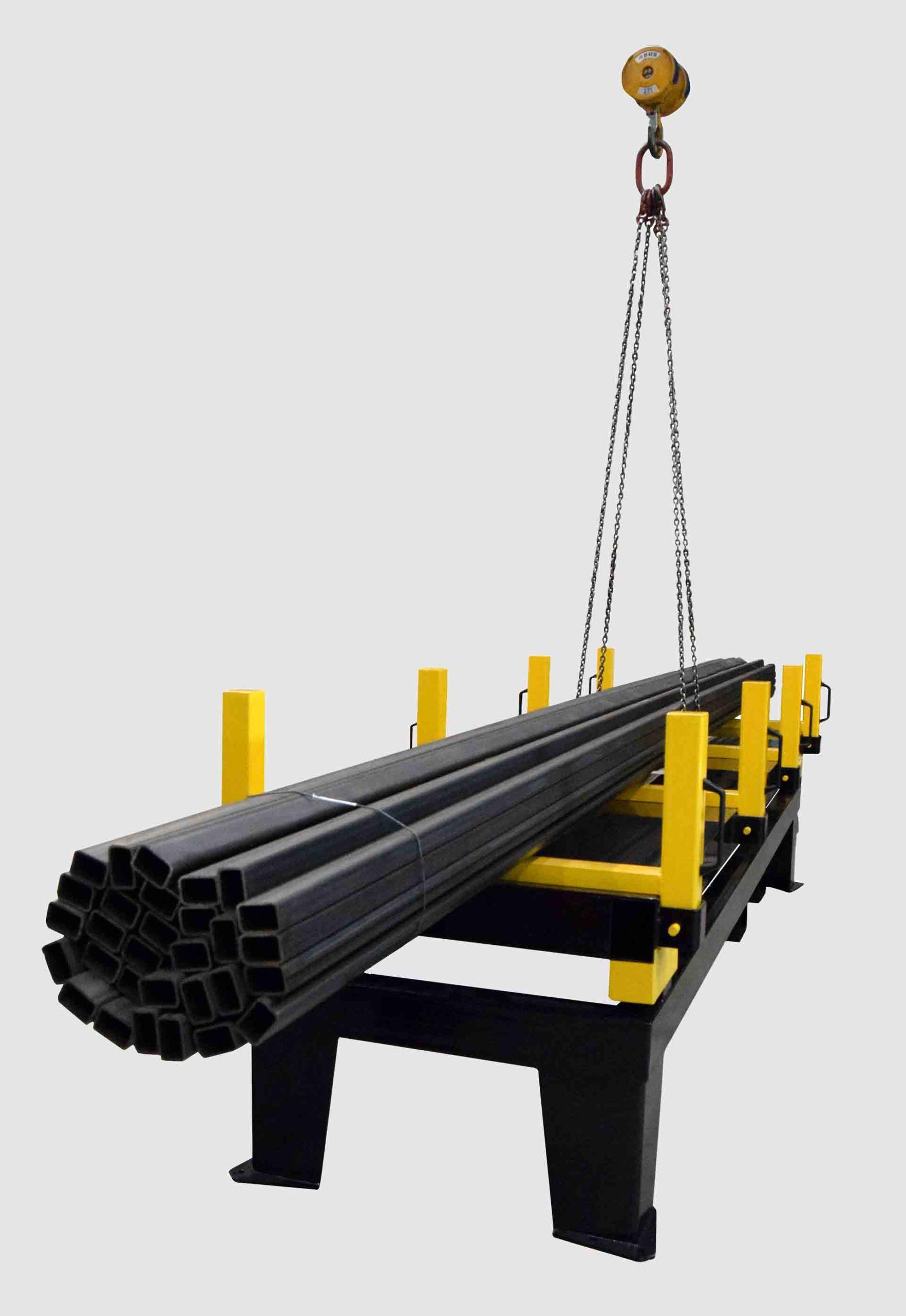 Plattformwaagen für Metall